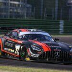 Benjamín Hites largará noveno en la segunda fecha del Campeonato Italiano GT de Endurance