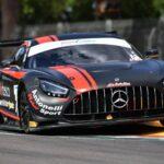 Benjamín Hites tuvo una positiva jornada de prácticas por la segunda fecha del Campeonato Italiano GT Endurance