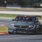 Benjamín Hites probó un auto que participara en el TCR South America 2021