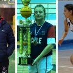 Tres jugadoras se suman a la legión del básquetbol femenino nacional en Estados Unidos