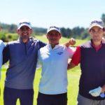 Un complicado inicio tuvo la delegación chilena en el U.S. Amateur Championship de Golf