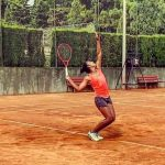 Daniela Seguel volvió a la competencia con una derrota en la qualy del WTA de Palermo