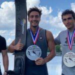 Felipe y Rodrigo Miranda ganan medallas en torneo estadounidense