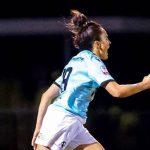 María José Rojas en racha: Marcó dos goles en nuevo triunfo del Salisbury Inter