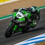 Maxi Scheib obtuvo el lugar 18 en el cierre de la fecha española del Mundial de Superbikes