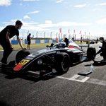 Nicolás Pino sumó nuevos puntos en el cierre de la primera fecha de la Fórmula 4 Británica