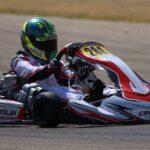 Nicolás Ambiado buscará estar entre los mejores del Campeonato Europeo CIK FIA de Italia