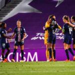 Con Christiane Endler como titular, el PSG clasificó a las semifinales de la UEFA Champions League Femenina