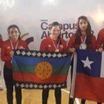 Team ParaChile de Goalball Femenino es el primer deporte colectivo nacional con la Beca Proddar