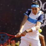 Alejandro Tabilo cayó en la primera ronda del Challenger de Estambul