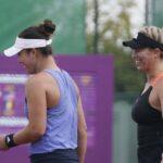 Alexa Guarachi y Desirae Krawczyk avanzaron a las semifinales de dobles en el WTA de Estambul