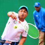 Alexander Cataldo debutó con triunfos en el Riviera Open