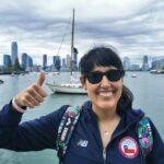 Bárbara Hernández completa el 20 Bridges Swim y consigue la triple corona de aguas abiertas