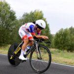 Catalina Soto ocupó el lugar 38 en el Mundial de Ciclismo de Ruta