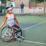 Macarena Cabrillana clasificó a las semifinales de dobles del Riviera Open