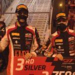 Benjamín Hites logró su primer podio en el GT World Challenge de Europa