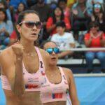 Francisca Rivas y Chris Vorpahl avanzaron a las semifinales en Lituania