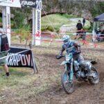 Ruy Barbosa vivió una complicada jornada en la segunda fecha del Mundial de Moto Enduro