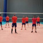 Selecciones Chilenas de Volleyball volvieron a los entrenamientos