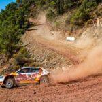 Emilio Fernández y Alberto Heller terminaron en el Top 8 de la categoría WRC3 en el Rally de Turquía