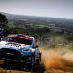 Alberto Heller y Emilio Fernández recuperan terreno en el Rally de Cerdeña