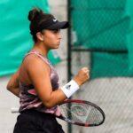 Bárbara Gatica se tituló campeona de dobles del W15 de Monastir