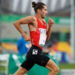 Carlos Díaz logró un nuevo récord nacional de media maratón