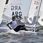 Clemente Seguel se ubica en el lugar 25 del Campeonato Europeo de Laser