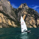 Clemente Seguel clasificó a la Flota de Oro del Campeonato Europeo de Laser