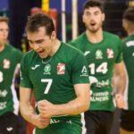 Esteban Villarreal, Tomás Parraguirre y Rafael Albornóz sumaron triunfos en el volleyball español