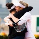 Alexa Guarachi y Desirae Krawczyk ganan un duro partido y se instalan en la final de Roland Garros