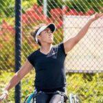 Macarena Cabrillana avanzó a los cuartos de final del Riviera Open