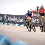 Martín Vidaurre obtuvo el cuarto lugar en la Copa del Mundo de Mountain Bike