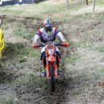 Matteo de Gavardo participará este domingo en el Nacional Español de Moto Enduro