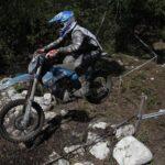 Ruy Barbosa fue décimo en la séptima fecha del Nacional Italiano de Moto Enduro