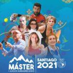 Santiago se alista para recibir los I Juegos Sudamericanos Máster