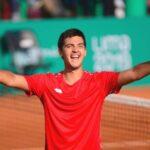 Tomás Barrios clasificó al cuadro principal del Challenger de Barcelona
