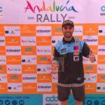 Tomás de Gavardo ganó la categoría junior del Andalucía Rally