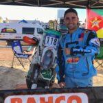 """Tomás de Gavardo debutó en el Andalucía Rally: """"La idea es sumar experiencia"""""""