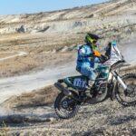 Tomás de Gavardo fue noveno en su categoría por la segunda fecha del Andalucía Rally