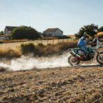 Tomás de Gavardo avanza al séptimo lugar de su categoría en el Andalucía Rally
