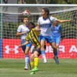 Universidad Católica venció a Fernández Vial en el retorno del fútbol femenino