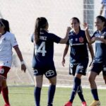 Universidad de Chile goleó a Deportes La Serena en el inicio del Campeonato Nacional Femenino