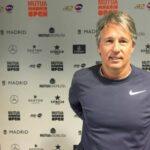 Franco Davín se acerca a ser el nuevo entrenador de Cristian Garin