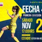 Partido entre Universidad de Concepción y Universidad de Chile irá por televisión abierta