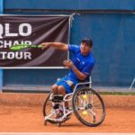 Alexander Cataldo se instaló en las semifinales del ITF Wheelchair de Antalya