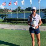Antonia Matte ganó el Optimist Tournament of Champions
