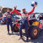 """""""Chaleco"""" López e Ignacio Casale hablaron de sus expectativas para el Dakar 2021"""