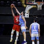 Chile cayó estrechamente ante Argentina por las eliminatorias a la Americup FIBA