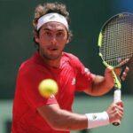 Gonzalo Lama cayó en la ronda final de la qualy del Challenger de Guayaquil